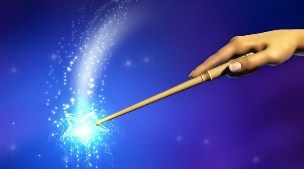 Как сделать настоящую работающую волшебную палочку