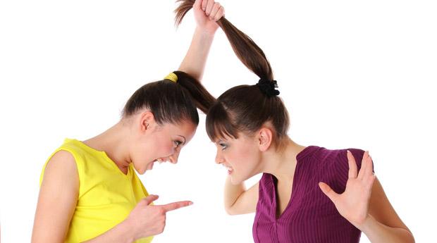 Причины ссоры с подругой