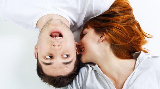 Сексуальные фантазии женщины близнецы