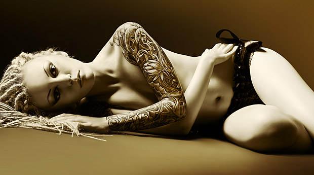 Магия татуировок: oбереги, амулеты и талисманы