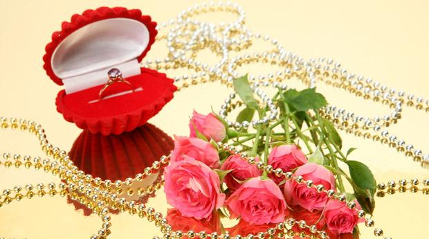 Подарок женщине ювелирные украшения 991