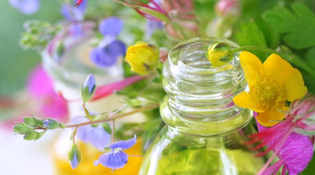 масла растений в косметологии один